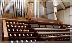Концерт Германия. Вершины органного творчества