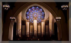 Концерт И. С. Бах. Орган и саксофон