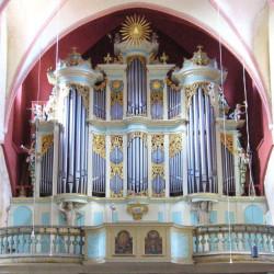 Концерт «БАХ- гений органной музыки»