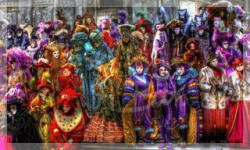 Концерт Венецианский карнавал