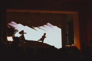 Сказки с органом и песочной анимацией.  «В пещере горного короля»