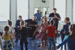 «Интерактивное джазовое шоу для самых маленьких»