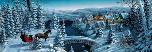 Концерт Семейная Рождественская сказка «Снежная королева»