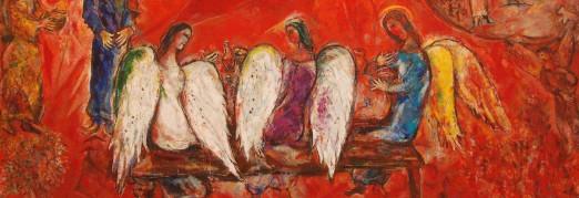 Концерт «Звучащие полотна. Марк Шагал». «Орган, дудук и грузинский хор»