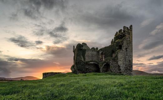Концерт «Сокровища кельтов».   Кельтская арфа, орган и волынка