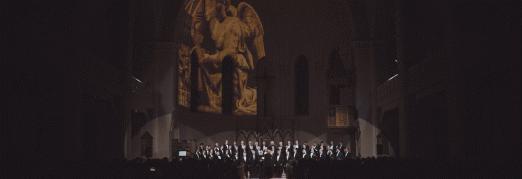 Концерт Проект «Звучащие полотна. Микеланджело».  «Моцарт. Реквием»