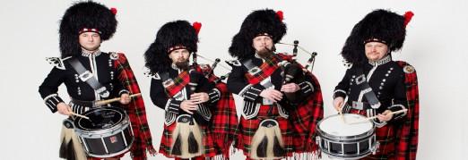 Концерт «Легенды Ирландии и Шотландии. Волынки и ирландские танцы»