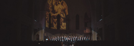 Концерт «Звучащие полотна. Микеланджело». Моцарт. Реквием