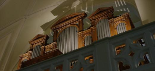 Концерт V международный фестиваль «Шедевр фирмы Зауэр». Вивальди, Бах: Времена года и не только. Концерт для органа, оркестра и водной анимации- эбру