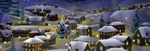 Концерт Семейная Рождественская сказка «Двенадцать месяцев»