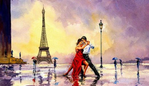 Концерт Романтический вечер с Парижским танго