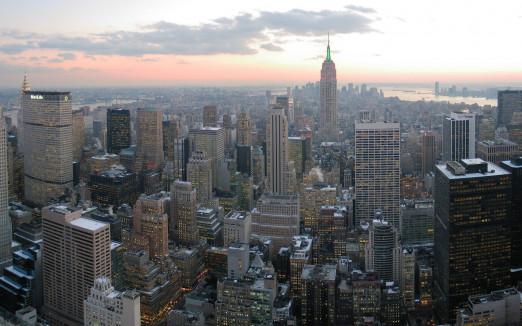 Концерт Проект «Звуки города». Нью Йорк.      Орган, оркестр и саксофон