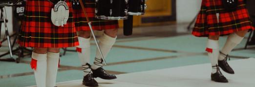 Концерт Кельтское рождество. «Орган, кельтские арфы и волынки»