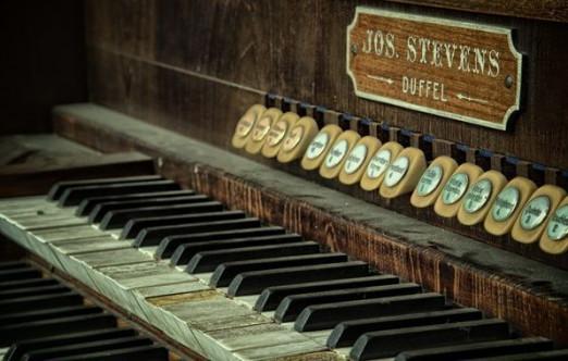 Концерт Органные виртуозы Нидерландов.  Похищение Европы