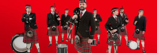 Концерт «Легенды Ирландии и Шотландии». Ирландские танцы, волынки и барабаны