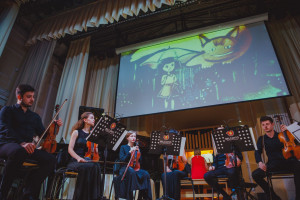«Органный мир Аниме». Музыка фильмов Хаяо Миядзаки