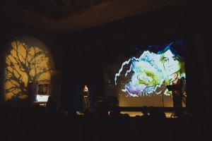 Сказка с органом и песочной анимацией «В пещере горного короля или Пер Гюнт»