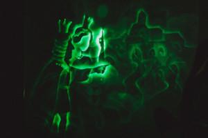 Музыкальная сказка со световым шоу. Сказки Андерсена. «Огниво»