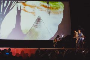 Концерт с песочной анимацией «Органный мир Фэнтези: Хогвартс и Властелин колец»