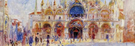 Концерт «Звучащие полотна. Ренуар».  Антонио Вивальди «Времена года и другие шедевры»