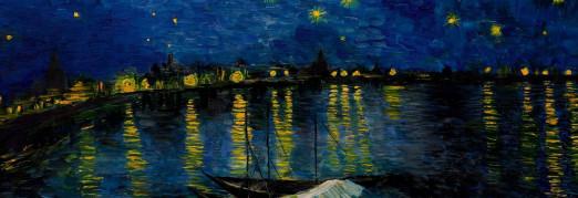 Концерт «Звучащие полотна. Ван Гог». Вивальди «Времена года». Моцарт «Маленькая ночная серенада». Бах «Токката и фуга ре минор»