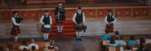 Концерт Проект «World music в Кафедральном». «Орган, кельтские арфы и волынки»