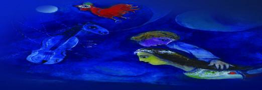 Концерт Проект «Звучащие полотна. Шагал». «Орган, дудук, саксофон, оркестр»