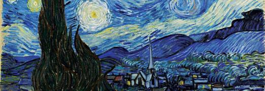 Концерт «Звучащие полотна: Ван Гог. Лунная соната»
