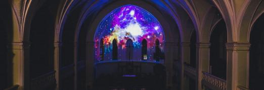 Концерт «Музыка Вселенной. Видеоинсталляция: Млечный путь глазами телескопа Hubble»