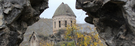 Концерт «Музыка стихий. Горы Тбилисо. Грузинское многоголосие, орган и колёсная лира»