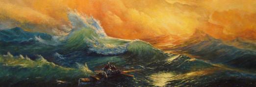 Концерт «Звучащие полотна: Айвазовский. Орган, дудук и саксофон»