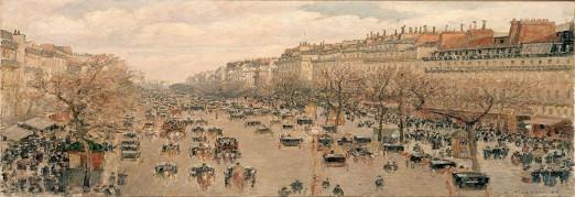 Концерт «Писсарро и Моне. Романтический вечер в Париже. Орган, саксофон и труба»