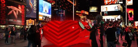 Концерт «День святого Валентина в Нью-Йорке»