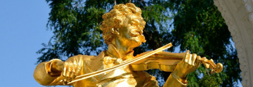 Концерт «Штраус-гала. На прекрасном голубом Дунае»