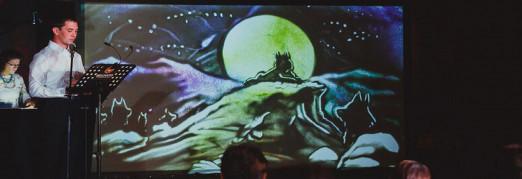 Концерт Сказка с органом и песочной анимацией «Маугли»