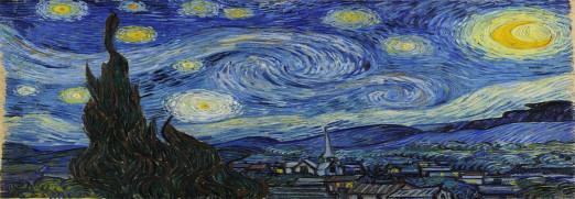 Концерт «Ван Гог. Бах. Токката и фуга ре минор. Вивальди. Времена года. Пьяццолла. Времена года в Буэнос-Айресе»