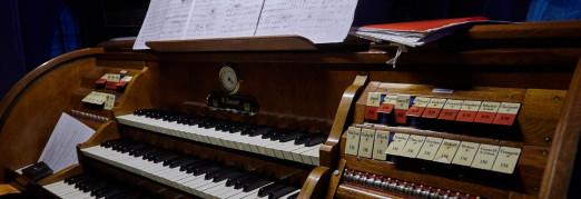 Концерт «Органные пейзажи» Видеоинсталляция «Звучащие полотна: Айвазовский»