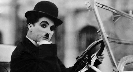 Концерт Проект «Великий немой».  Чарли Чаплин.  Огни Большого города