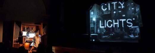 Концерт Немое кино с органом. Проект «Великий немой». «Чарли Чаплин. Огни Большого города»