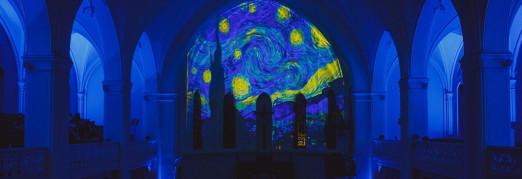 Концерт «Ван Гог. Четыре саксофона и орган»