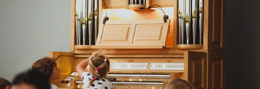 Концерт Интерактивная программа для детей «Музыкальная коллекция: А что внутри органа?»