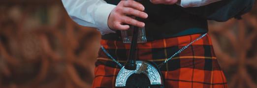Концерт «Легенды Ирландии и Шотландии». «Орган, волынка, оркестр»