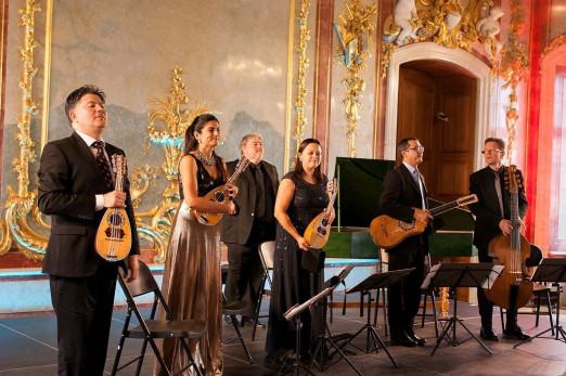 Концерт III Международный фестиваль «Абсолютное барокко». Торжественное открытие