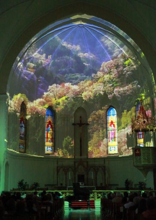 Концерт Экология души. Nunc- Nun- Now. Музыкально-визуальное событие