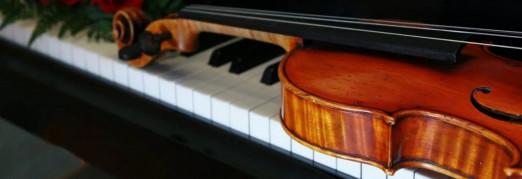 Концерт «Виртуозы скрипки и рояля»