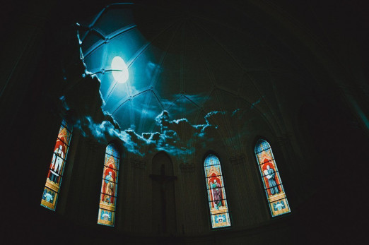 Концерт Проект «Музыка стихий.  День океана». Ночь в соборе. «Орган и восемь саксофонов»
