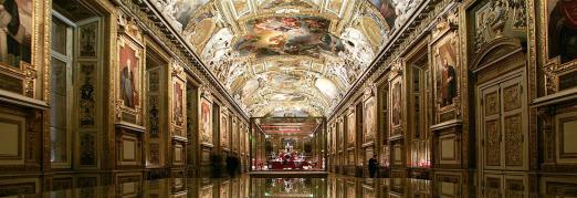 Концерт «Шедевры Лувра. Моцарт – Гала»