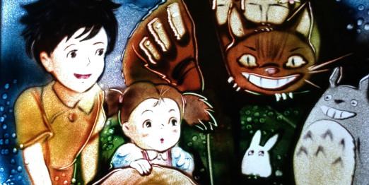 Концерт «Органный мир Аниме». Музыка фильмов Хаяо Миядзаки