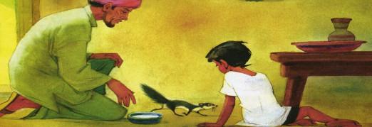 Концерт Сказка с органом и песочной анимацией «Киплинг. Рикки-Тикки-Тави»