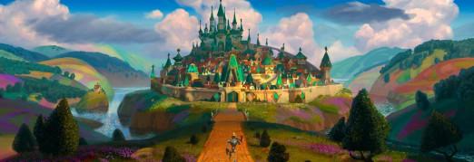 Концерт Музыкальная сказка с песочной анимацией «Волшебник изумрудного города»